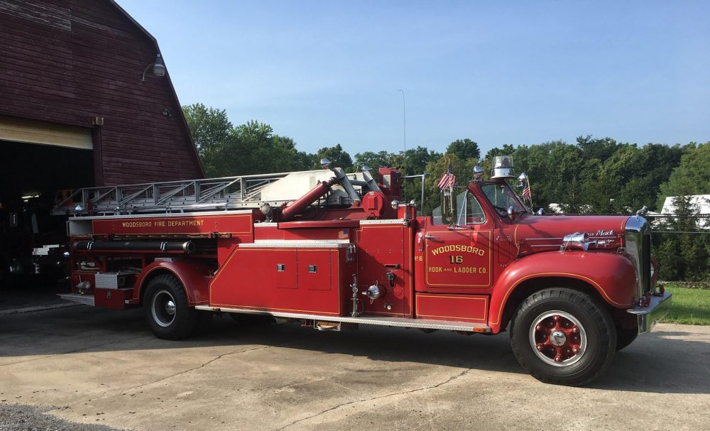 Every year on Patriot Day we remember those that lost their lives on September 11, 2001, their families, and the first responders that answered the call that day. We also like to share the story of a lesser-known local hero: Woodsboro Fire Rescue Company's antique ladder truck. The 1955 Mack Ladder truck was the only truck small enough to navigate the halls of the Pentagon where fires raged after the plane crash. When duty called, the Woodsboro firetruck was quite literally the little engine that could!