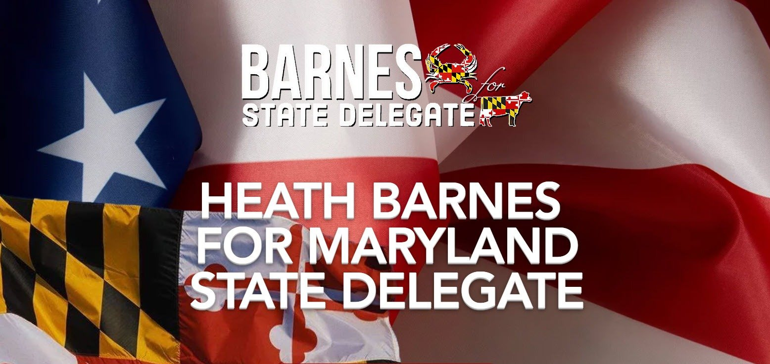 I would like to announce the launch of new website, https://barnesfordelegate.com, designed and developed by Kira Wynne from KW Photography & Design